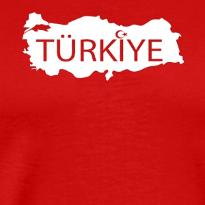 Turkey Türkiye Kardes Kiz - Men's Premium T-Shirt