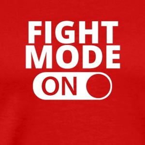 MODE ON FIGHT - Männer Premium T-Shirt