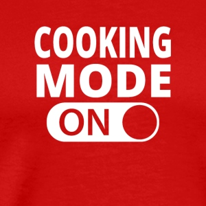 MODE ON COOKING - Männer Premium T-Shirt