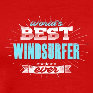 Worlds Greatest Windsurfer - Men's Premium T-Shirt