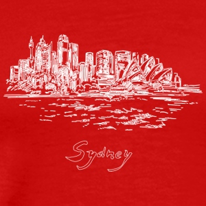 Sydney City - Australia - Men's Premium T-Shirt