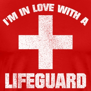 IN LOVE WITH A LIFEGUARD SHIRT