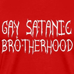 Gay Satanic Brotherhood Old Logo
