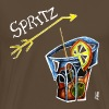 Spritz Aperol Party T-shirts Venice Italy - Energy Drink - Men's Premium T-Shirt
