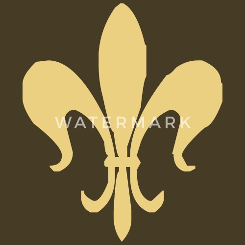 Fleur De Lis French Lily Van Freni126 Spreadshirt