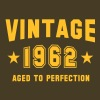 VINTAGE 1962 - Aged To Perfection - Men's Premium T-Shirt