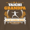 Taichi Grandpa Shirt Gift Idea - Men's Premium T-Shirt