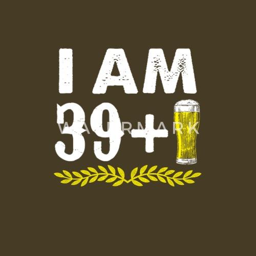 T Shirt 40 Jaar