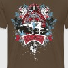 Pin Up Girl - Car Show No.02 - Männer Premium T-Shirt