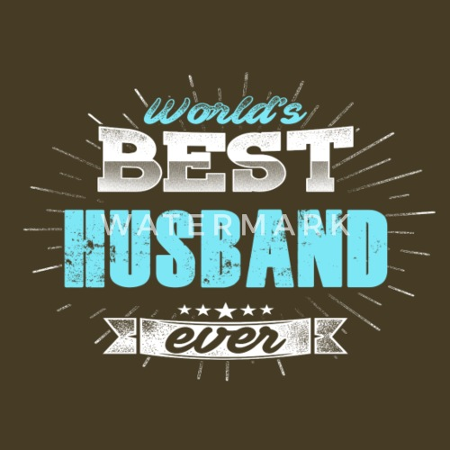 Worlds Best Husband Mens Premium T Shirt Spreadshirt