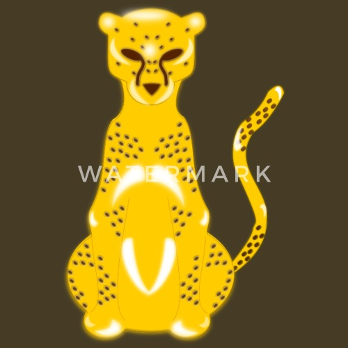 Gepard Kot Lampart Jaguar Ocelot Gepard Wildcat13 Premium Koszulka