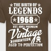 The Birth of Legends 1968 Vintage Premium - Men's Premium T-Shirt