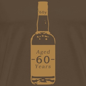 60 years - whiskey - Men's Premium T-Shirt