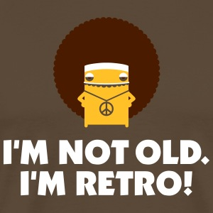 I'm Not Old. I'm Retro! - Men's Premium T-Shirt