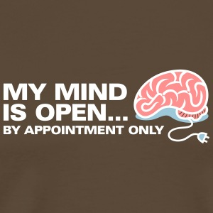 I Am An Open Person. But By Appointment Only! - Men's Premium T-Shirt