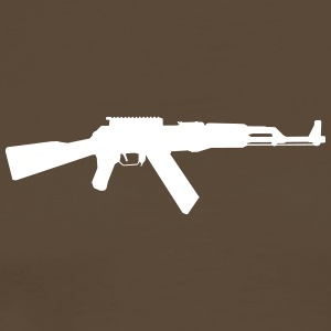 AK-47 Assault Rifle - Men's Premium T-Shirt