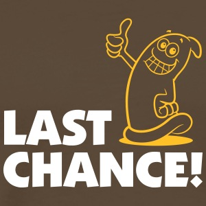 The Last Chance - Men's Premium T-Shirt