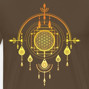 Flower of life, sacred geometry, amulet, yoga,
