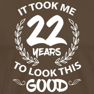 22 Years - Men's Premium T-Shirt