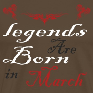 March - Men's Premium T-Shirt