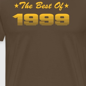 The Best Of 1999 - Herre premium T-shirt