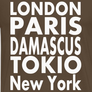 Damascus - Men's Premium T-Shirt