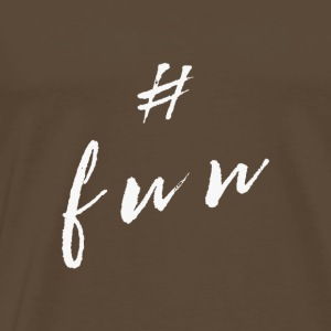 hashtag fun - Men's Premium T-Shirt