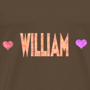 William - T-shirt Premium Homme