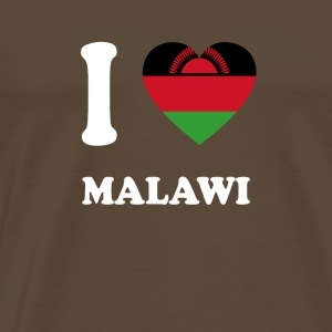 i love home gift land MALAWI - Men's Premium T-Shirt