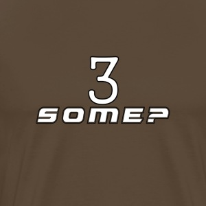3SOME1 - Premium-T-shirt herr