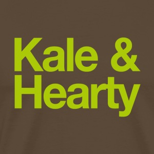 Kale and Hearty - Special edition. - Men's Premium T-Shirt