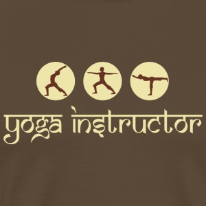 Yoga Instructor - T-shirt Premium Homme