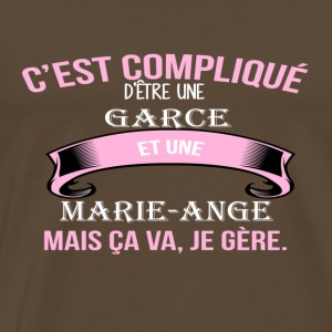 Marie Ange - T-shirt Premium Homme