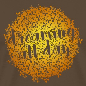Dreaming All Day - Männer Premium T-Shirt