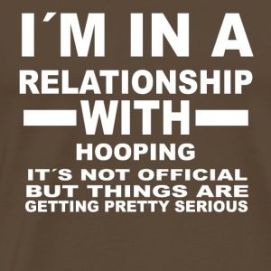 gift, gift, birthday HOOPING - Men's Premium T-Shirt
