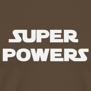 Super Powers (2182) - Mannen Premium T-shirt