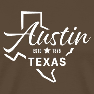 Austin Texas - Men's Premium T-Shirt