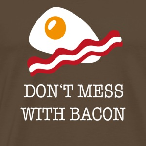 bacon - T-shirt Premium Homme