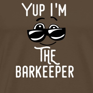 barkeeper - Men's Premium T-Shirt