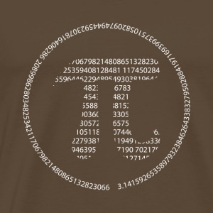 Pi - Pi Day - white