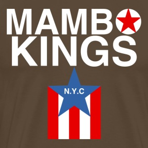Mambo Kings - DanceShirt - Men's Premium T-Shirt