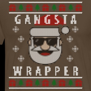 Gangsta Wrapper Christmas Ugly Sweater