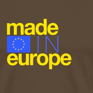 Made in Europe - Sonderausgabe. - Männer Premium T-Shirt