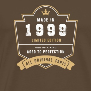 Made In 1999 Limited Edition All Original Parts - Men's Premium T-Shirt