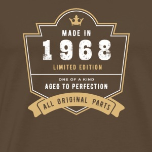 Made In 1968 Limited Edition All Original Partsoth - Men's Premium T-Shirt