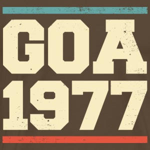 Goa 1977 vintage - Men's Premium T-Shirt