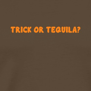 trick or tequila T-shirt - T-shirt Premium Homme