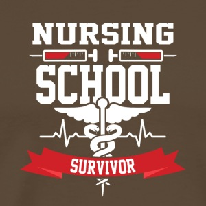 Nurse school sister - Men's Premium T-Shirt
