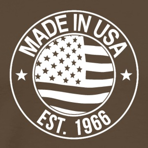 Made in USA - Mannen Premium T-shirt