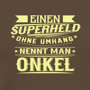 UNCLE - Herre premium T-shirt
